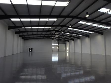 Internal View of Warehouse