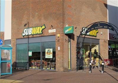 Subway Fareham