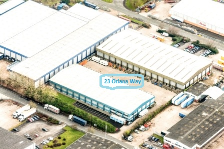 23 Oriana Way, Nursling Industrial Estate, Southampton